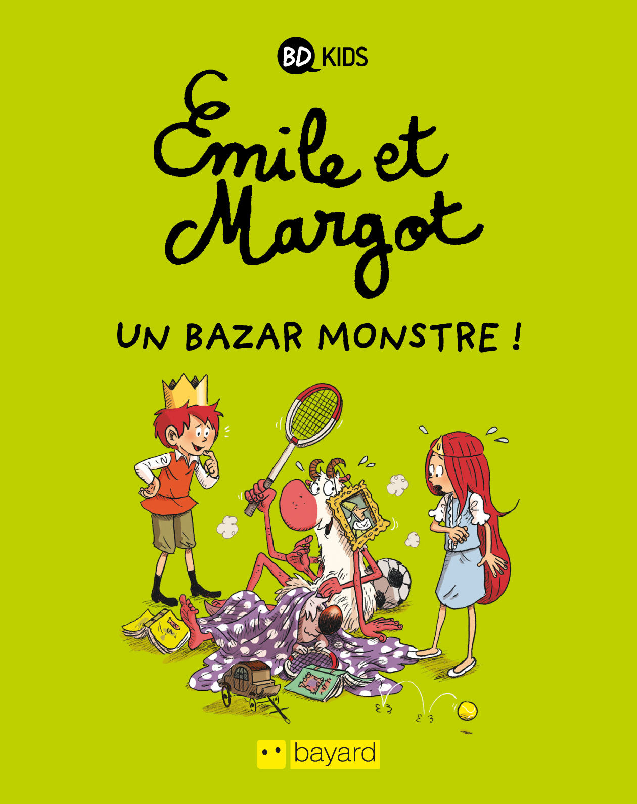 Emile et Margot 3